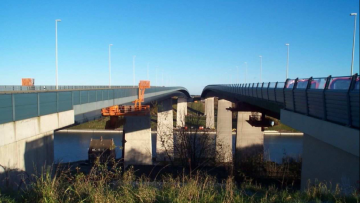 projekt image - Instandsetzung der Holtenauer Hochbrücken und der <br> Levensauer Hochbrücke über den Nord-Ostsee-Kanal