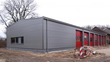 projekt image - Rettungszentrum Kropp