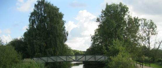 Geh- und Radwegbrücken_Eiderbrücke Felde_1