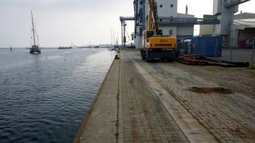 projekt image - Fischereihafen Heiligenhafen – Verbesserung der Infrastruktur