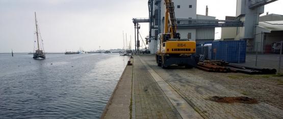 Hafenbau_Fischereihaefen_Heiligenhafen_1