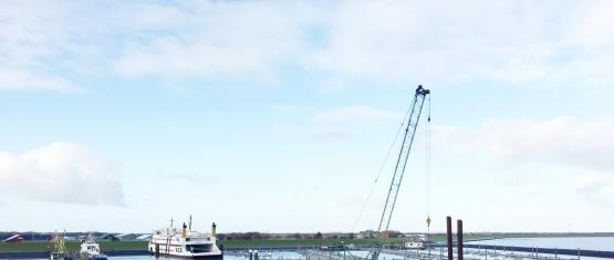 Hafenbau_Hafenanlage_Neubau und Erweiterung Alte Mole_3_Entstehung des Molenkopfes_b