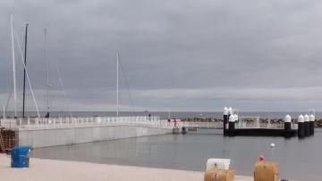 projekt image - Neubau Fähranleger Schilksee mit Sporthafensteg und Regenwasserauslauf