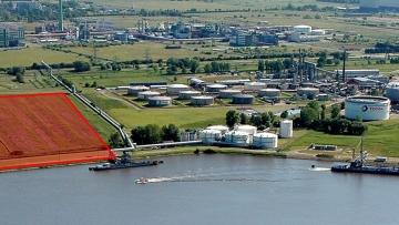 projekt image - Erweiterung Hafen Ostermoor