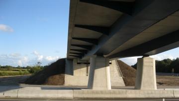 projekt image - Stahlverbundbrücke in der Gemeinde Osterrönfeld