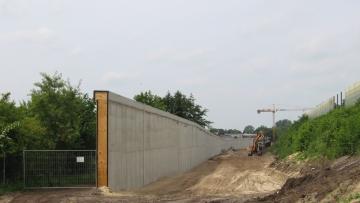 projekt image - Stützwand entlang der BAB A 23, Itzehoe
