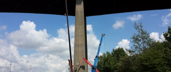 11-008 Instandsetzung Rader Hochbrücke