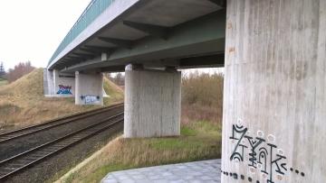 projekt image - Stahlverbundbrücke über die DB im Zuge der K 59