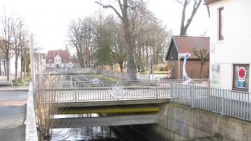 "projekt image - Stadt Tönning, Brücke ""Am Markt"" / Norderbootfahrt Instandsetzung des Brückenbauwerkes"