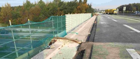17-0009-06 Kappenerneuerung Autobahnbrücke