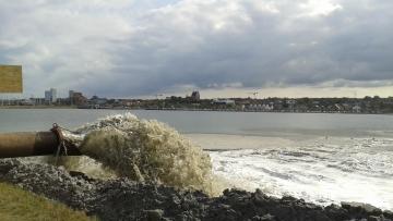 projekt image - Sandaufspülungen in Heiligenhafen