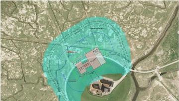 projekt image - Hallig Nordstrandischmoor – Warfterweiterung Norderwarft
