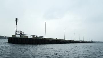 projekt image - Scheermole in Kiel