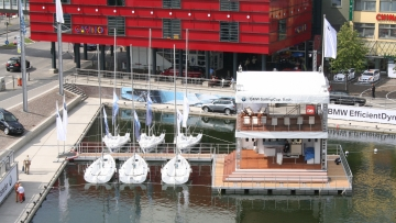 projekt image - Aluminium-Schwimmsteganlagen