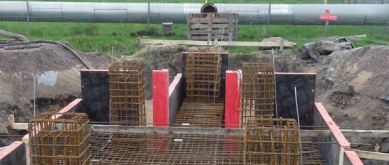 16-035 - Rohrleitungsbrücke - Foto 3 - Bewehrung Pfahlkopfplatte_a
