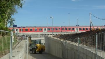 projekt image - Fußgängertunnel Lübeck Skandinavienkai