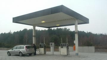 projekt image - Neubau Tankstelle Amrum