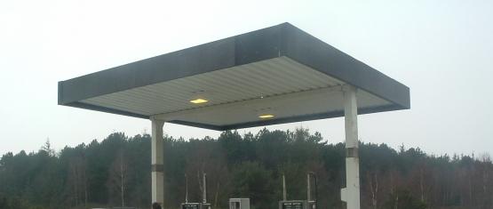 Neubau Tankstelle auf Amrum