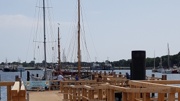 projekt image - Neubau des Museumshafens in Heiligenhafen